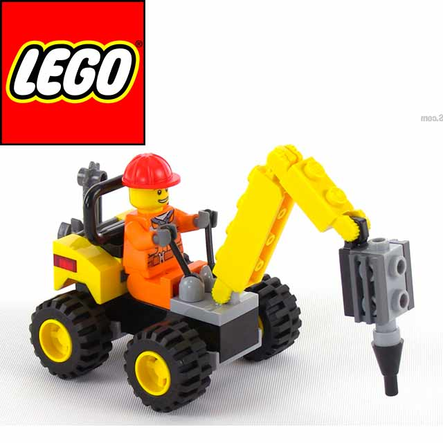 Demolition Driller Lego ლეგო