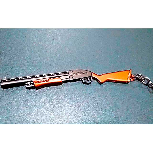 Keychain shotgun & rifle