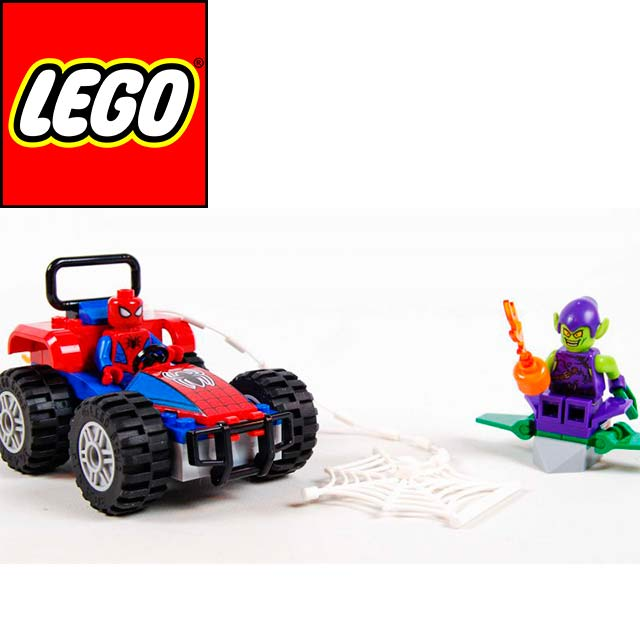 SpiderMan Lego ლეგო